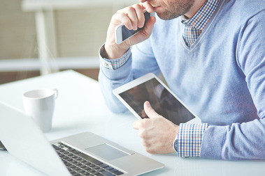 SVA Online Service auf einen Klick