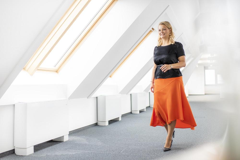 Interview: Christiane Holzinger ist neue Junge Wirtschaft Bundesvorsitzende