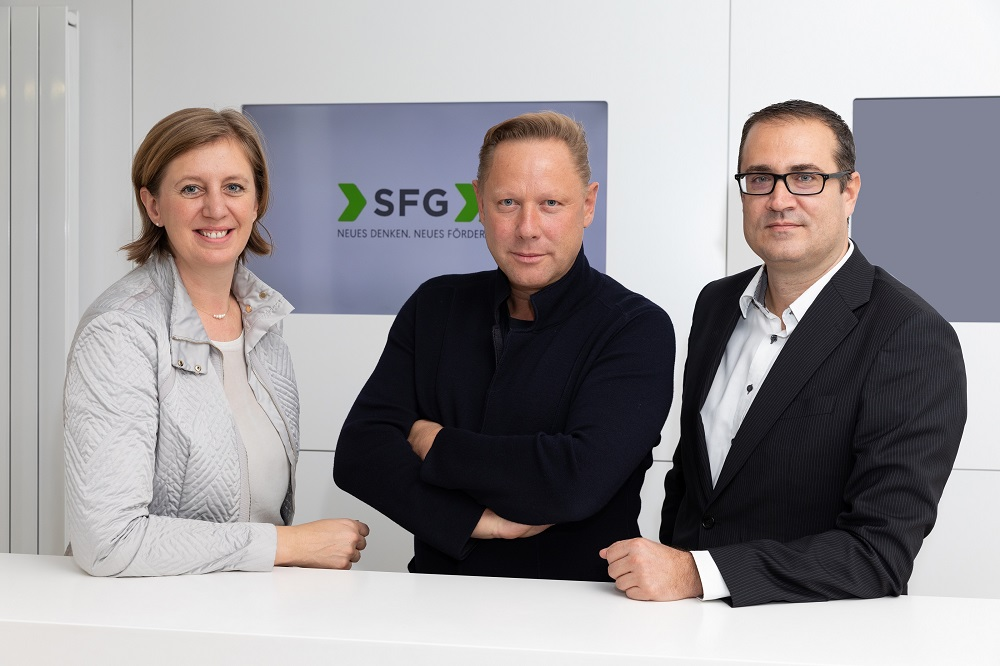 Investitionen in digitale Start-ups: SFG Risikokapital! OFFENSIVE