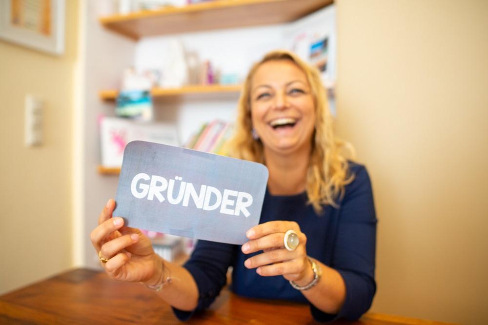 Leitfaden für Gründerinnen und Gründer